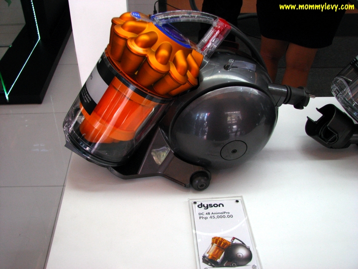 Dyson Technology: A solution to household chores problems