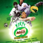 Milo Summer Sports Clinics Schedules and Venues 2014
