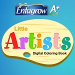Join Enfagrow A+ Kid's Little Artists Digital Coloring Book Contest