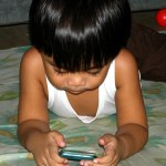 How using gadgets have affected my son's development