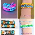 Rainbow Loom Designs and Ideas