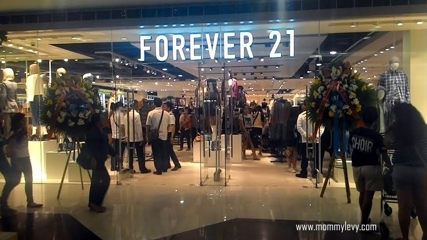 Southerners, Forever21 is now here!