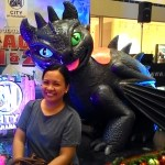 Let us join Toothless and Celebrate Christmas at SM BF Parañaque