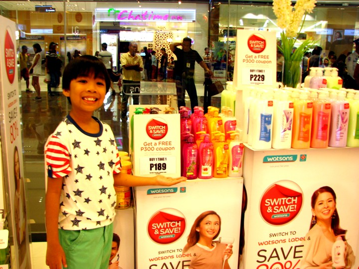 Save More with Watsons Label Products