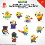 McDonald's Happy Meal: Minions
