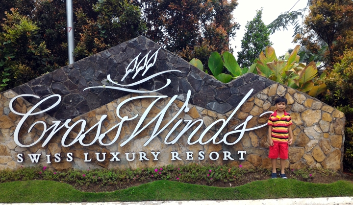 Our Crosswinds Resort Suites Tagaytay Staycation