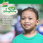 Join the Knorr Lutong Nanay Nutrition Program