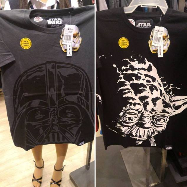 star wars tshirt
