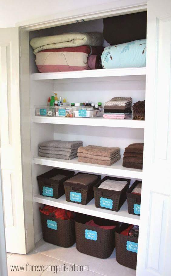 Konmari Method Storage Solution Mommy Levy
