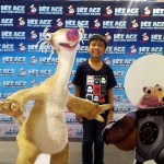 Jolly Kiddie Meal Ice Age: Collision Course Arctic Buddies