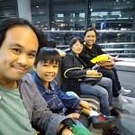 Singapore: Tres Martinez First Family Trip Abroad