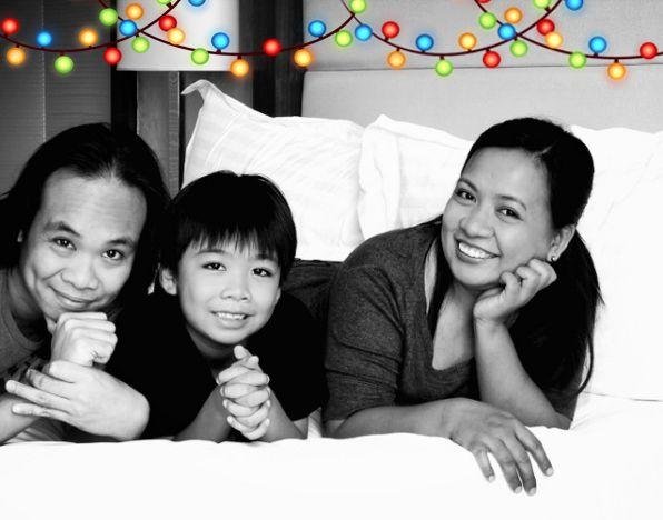 Let's Light Up Other Barangays Using #ThankUTogether