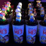 Snack Time Merchandise Featuring the Despicable Me 3 Movie Collectibles