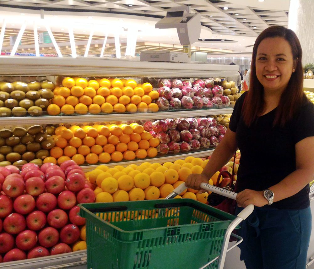 Landmark Supermarket Alabang Overview