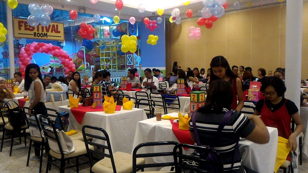 Fun Ranch Pampanga Lucky Baby's Baptism