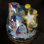 Metro Christmas Basket