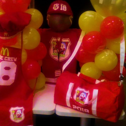 McDonald's Kiddie Crew Workshop 2018