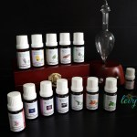 Trying Out Organic Aromas Essential Oils and Diffuser