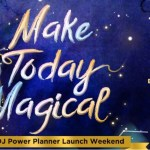 BDJ Planner 2019 Launch Weekend