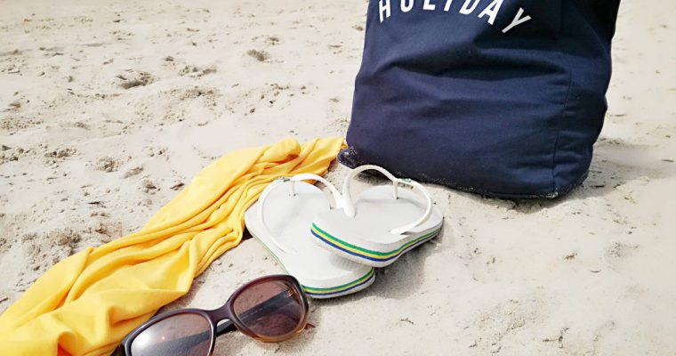 Ook zo een zin om naar het strand te gaan?