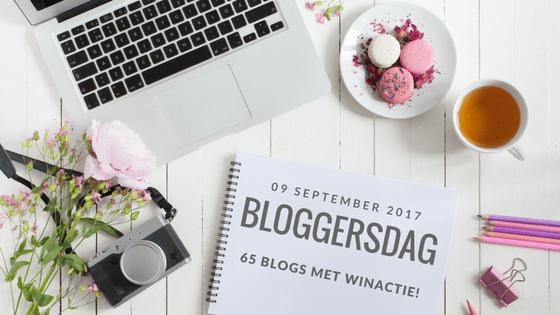 #Bloggersdag – Win een heerlijk verwenpakket!