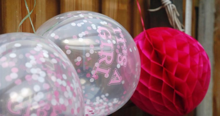 Picture perfect – mijn babyshower