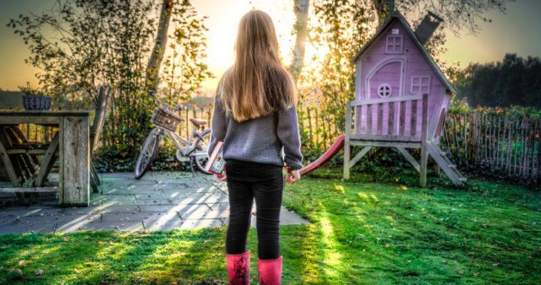 Tijd om je tuin lenteklaar en kidsproof te maken