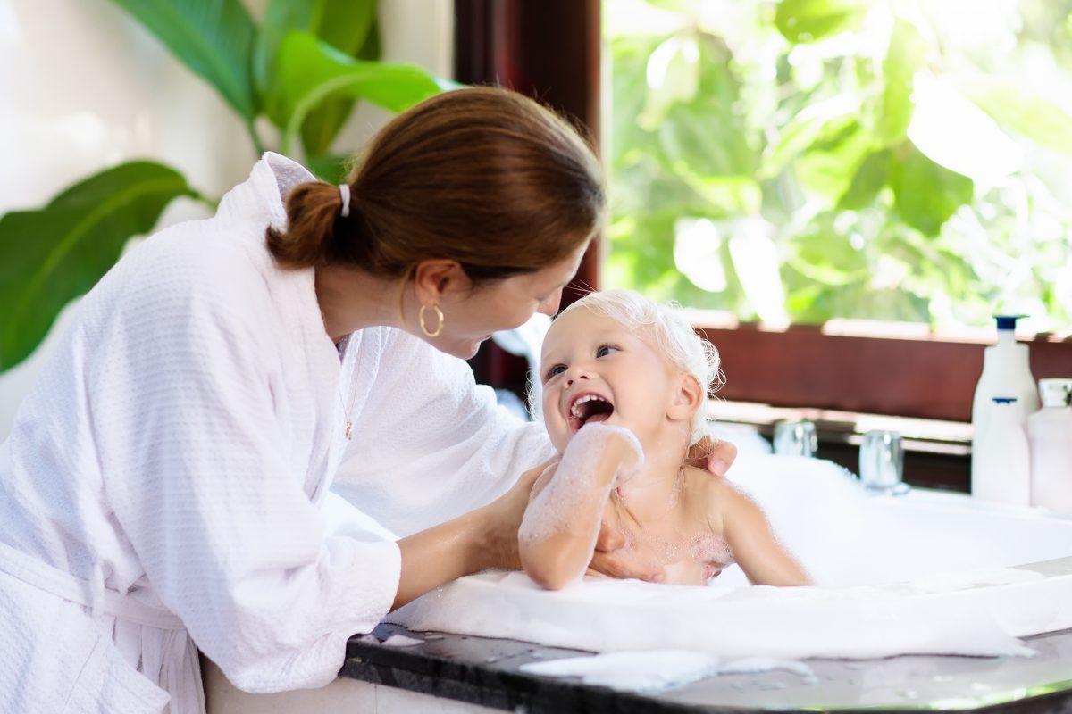 Tips voor een kindvriendelijke badkamer