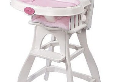 High Chairs For Girls