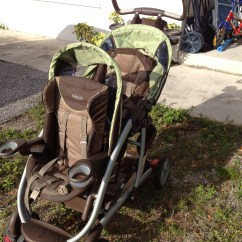Swivel Chair Without Wheels Pottery Barn Anywhere Chairs Mommy Market - Graco Quattro Tour Duo Double Stroller