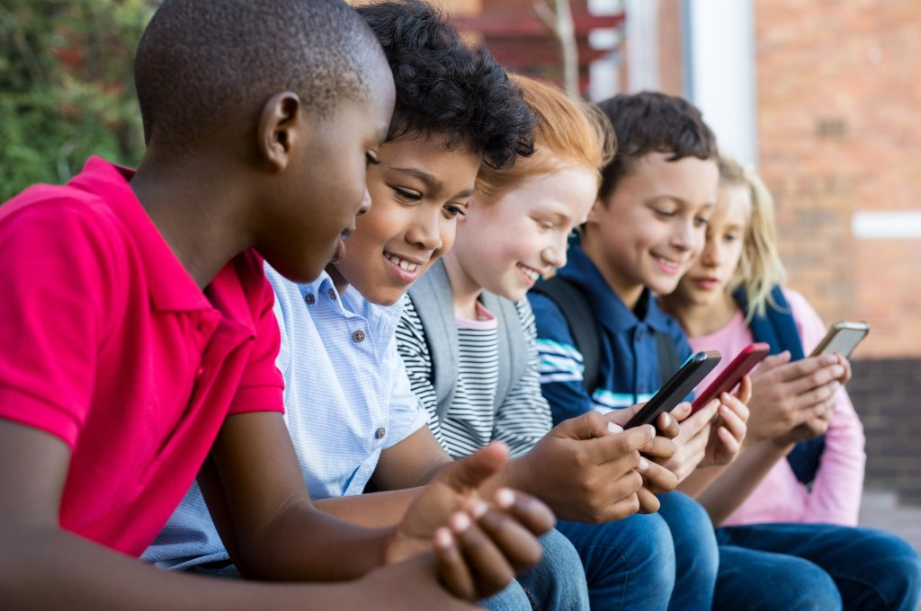 cell phones kids tips