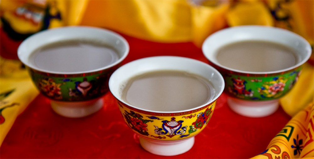 Tibet: Po Cha