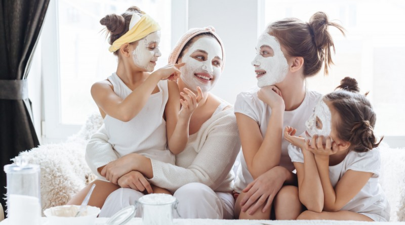 skin care for moms