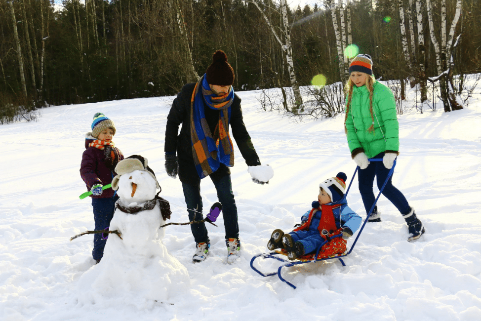 Fun Winter Activities to Try with Your Family Over the Winter Holidays!