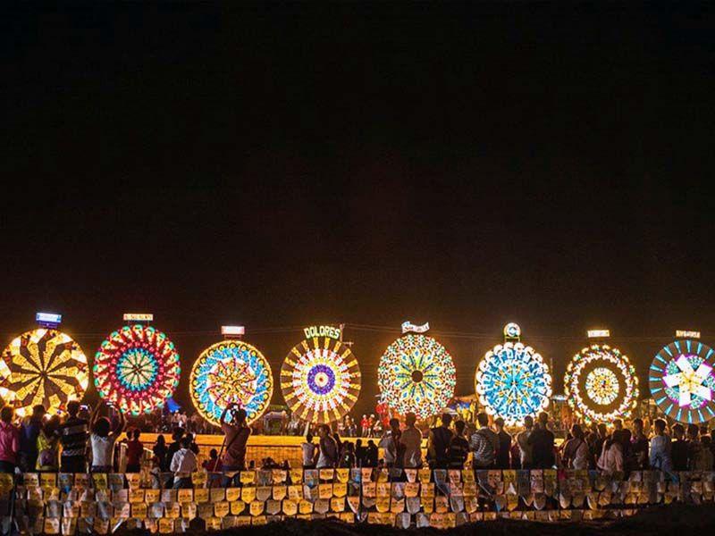 The Giant Lantern Festival