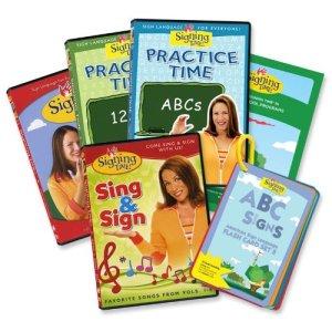 Signing Time Homeschool Bundle