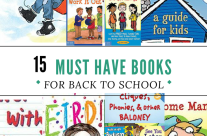 15 Must Have Books for Back to School