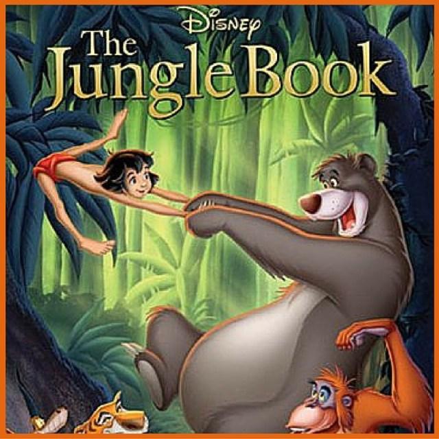 Rainforest Treasure - Scavenger Hunt - Jungle book movie