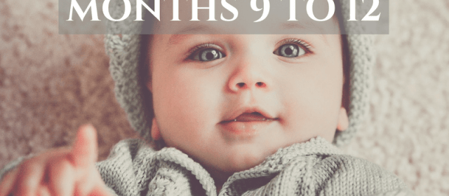 E.A.S.Y. Month 9 to Month 12