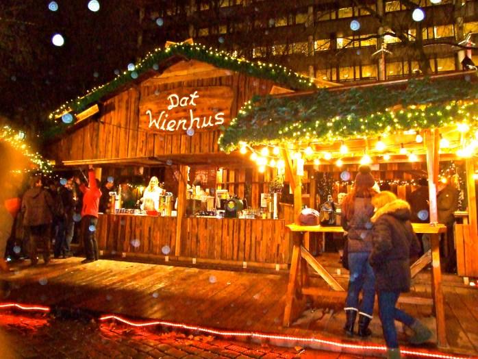 Christmas Markets (and Gluhwein): Hamburg