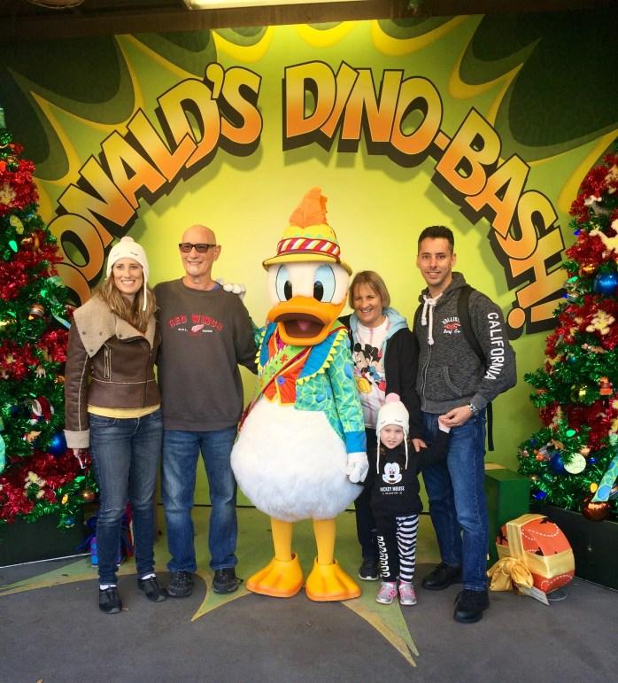 Meet Disney Characters Donald Duck