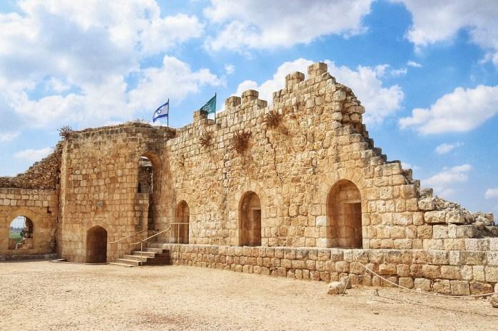 Antipatris fortress