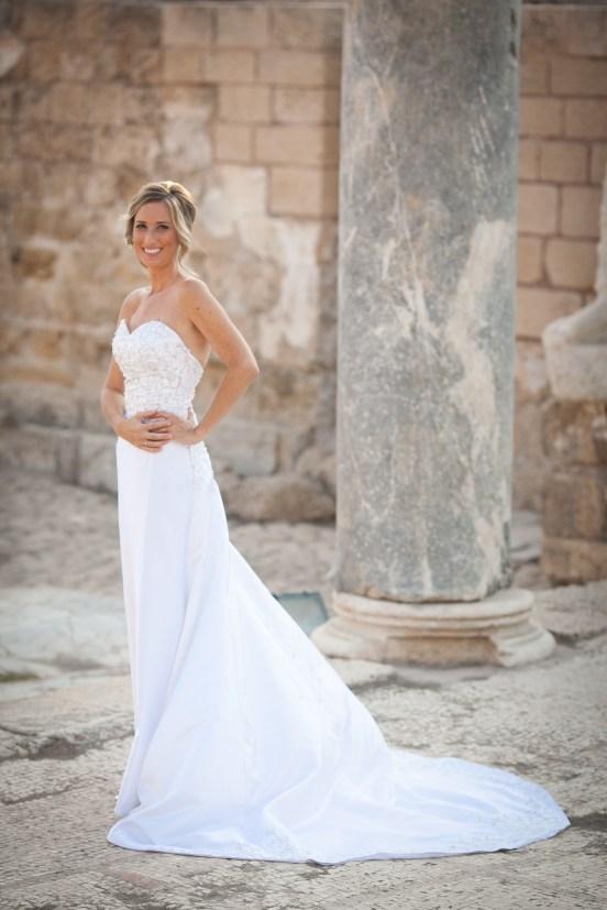 Wedding Venue at Caesarea National Park
