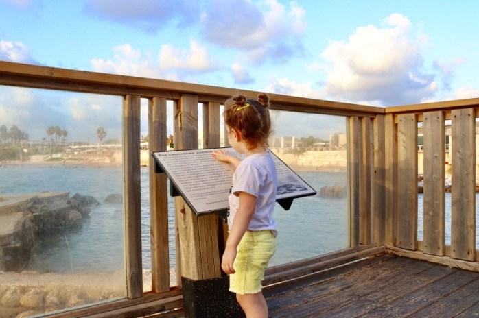 Caesarea National Park Old City