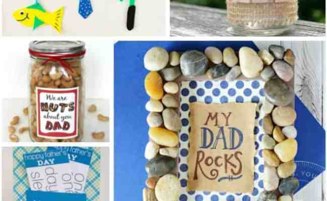 Diy Father S Day Gifts For Dad Mommy Moment