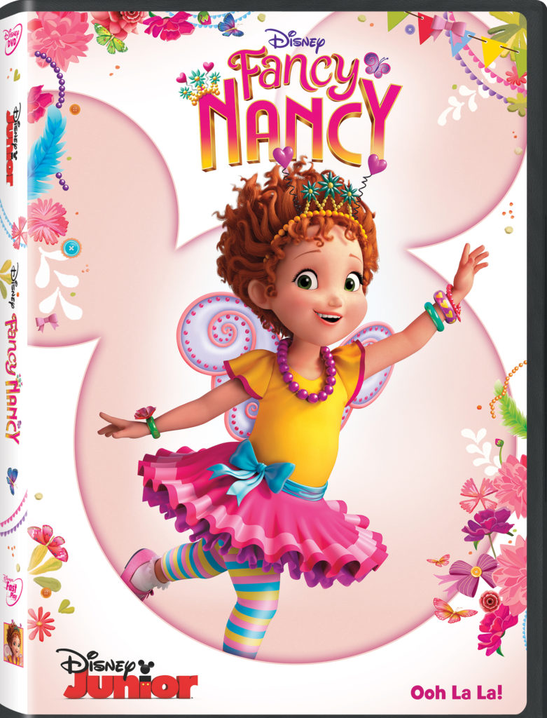 hight resolution of how amazing is it that walt disney home studios entertainment now has fancy nancy my girls always enjoyed fancy nancy when they were younger