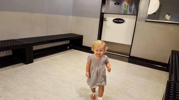 Child Swap Universal Studios with Baby Orlando