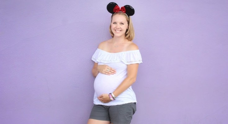 Surviving Disney while Pregnant