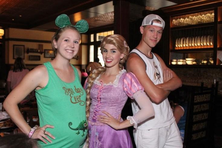 Disney's Bon Voyage Breakfast