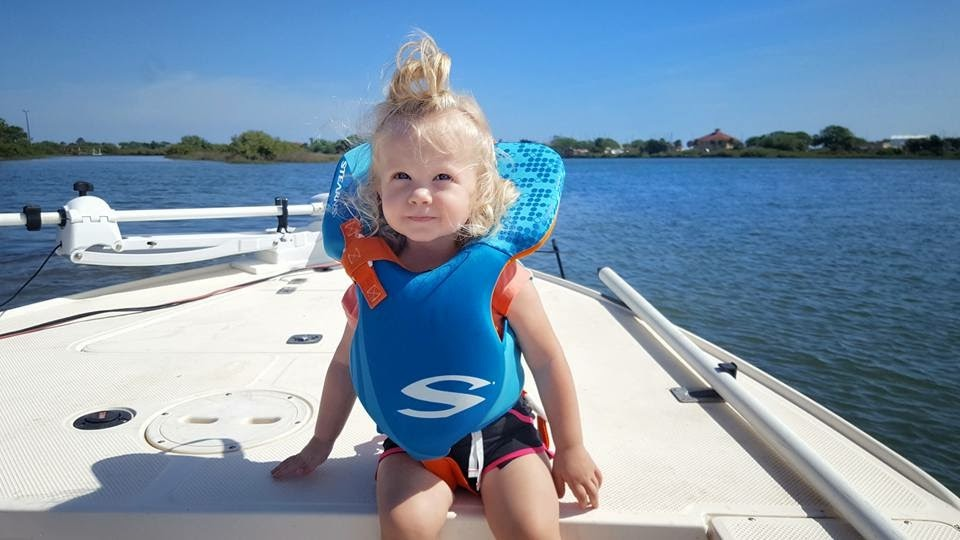 Toddler Boating Adventure